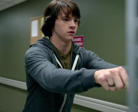 Joel Courtney Messengers