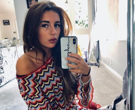 Dani Dyer Survival of the Fittest