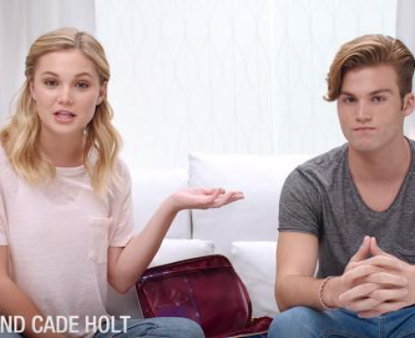 Olivia Holt siblings