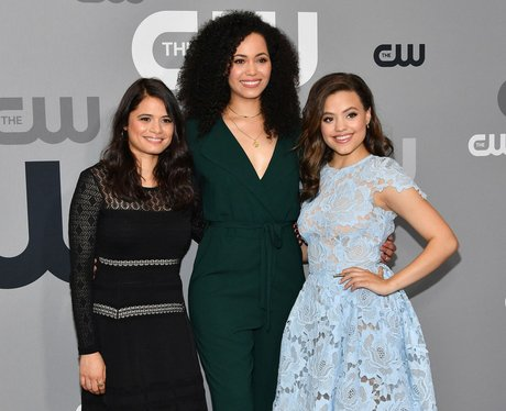 sarah jeffery Charmed backlash