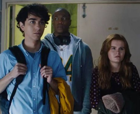 Alex Wolff in Jumanji