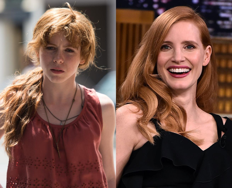 Beverly Marsh 'IT Chapter 2' - Jessica Chastain