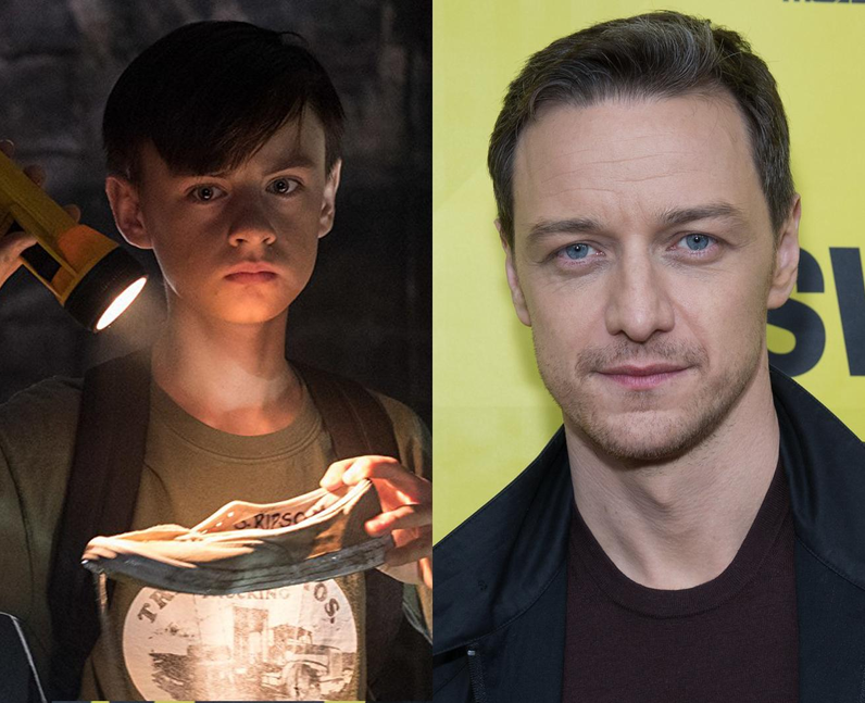 Bill Denbrough 'IT Chapter 2' - James McAvoy