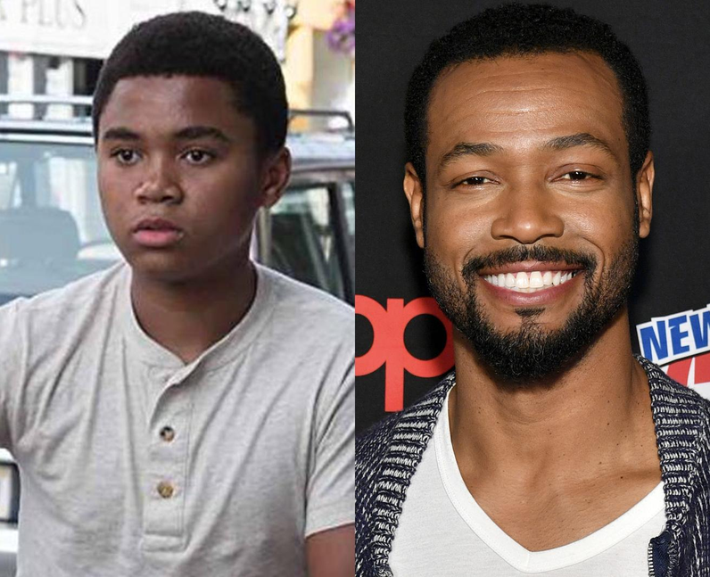 Mike Hanlon 'IT Chapter 2' - Isaiah Mustafa