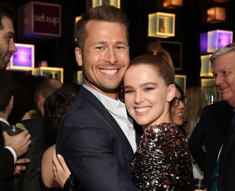 Zoey Deutch Glen Powell