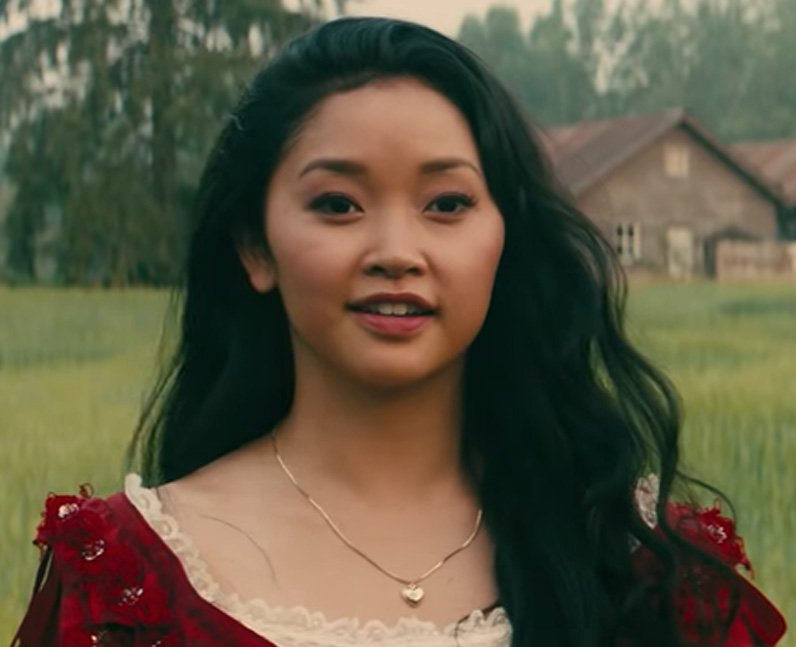 Lara  Jean Song Covey actress Lana Condor
