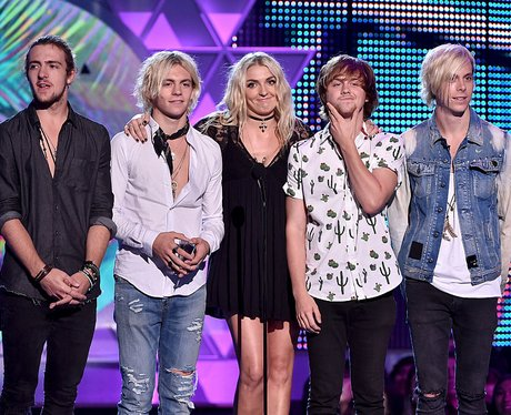 Ross Lynch band