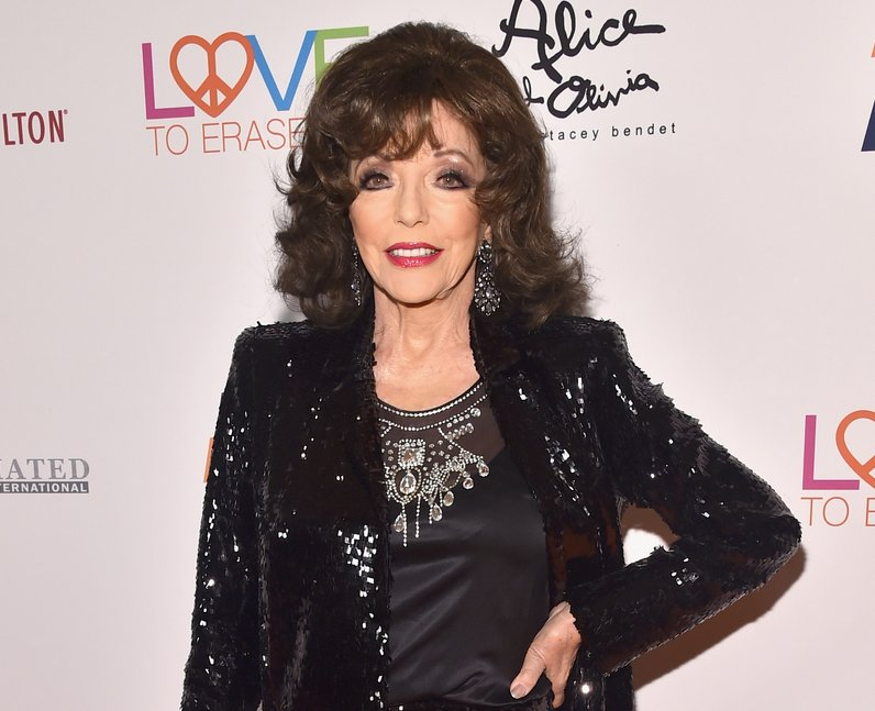 AHS: Apocalypse cast - Joan Collins