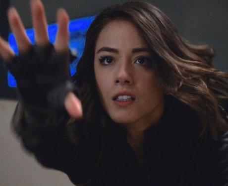 Chloe Bennet agents of s.h.i.e.l.d.