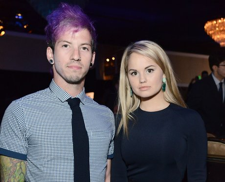 Josh Dun Debby Ryan Girlfriend Twenty One Pilots