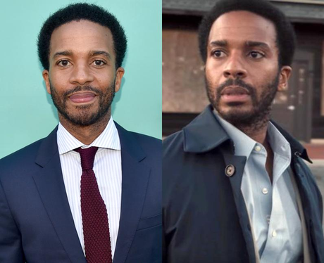 Andre Holland - Castle Rock Cast