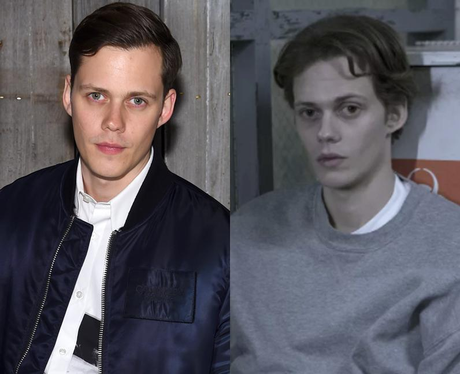 Bill Skarsgard - Castle Rock Cast