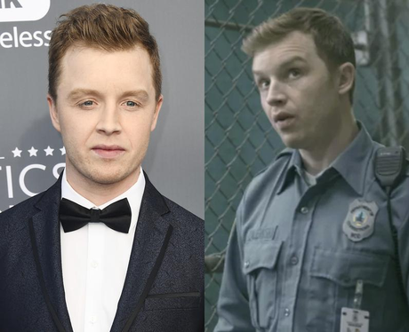 Noel Fisher - Castle Rock Cast
