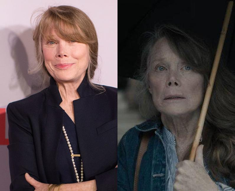 Sissy Spacek - Castle Rock Cast
