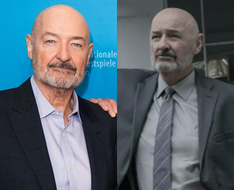 Terry O'Quinn - Castle Rock Cast
