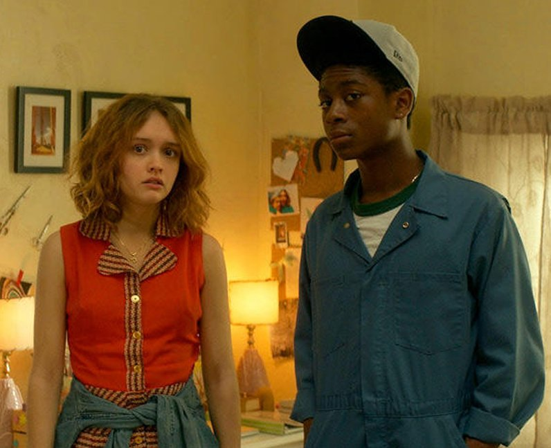 RJ Cyler Earl 'Me and Earl and the Dying Girl'