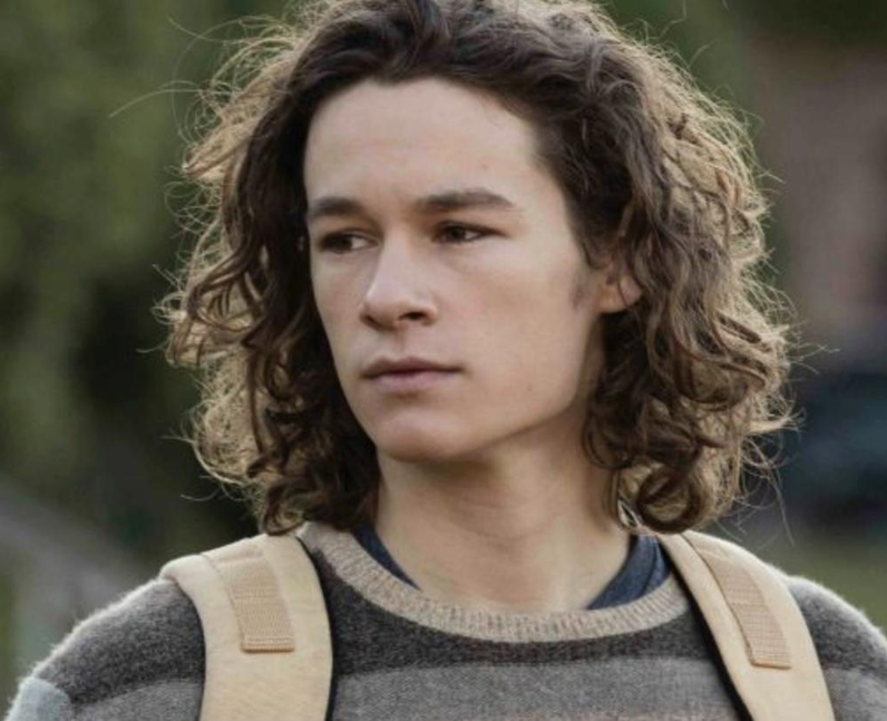 Kyle Allen as Hawk Lane on Hulu's The Path