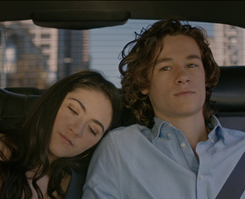 Kyle Allen in '1 Night' with Isabelle Fuhrmann