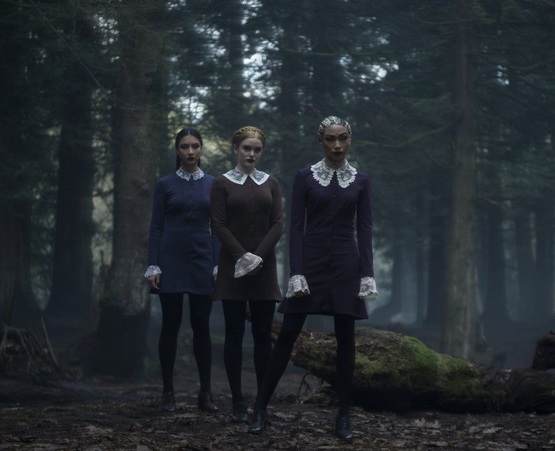 The Weird Sisters Exclusive 10 Brand New Pictures From