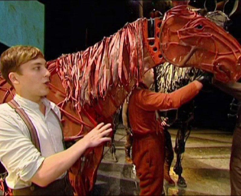 Cody Fern War Horse