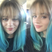 Image 1: Joey King Blue Hair