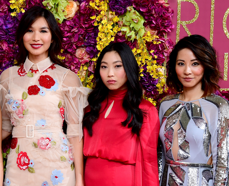 Awkwafina crazy rich asians