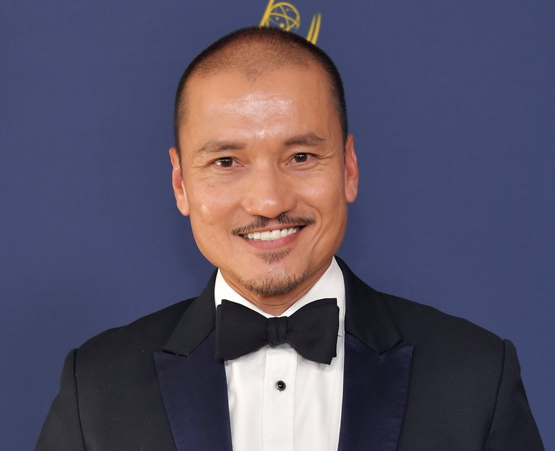 Jon Jon Briones at the Emmys