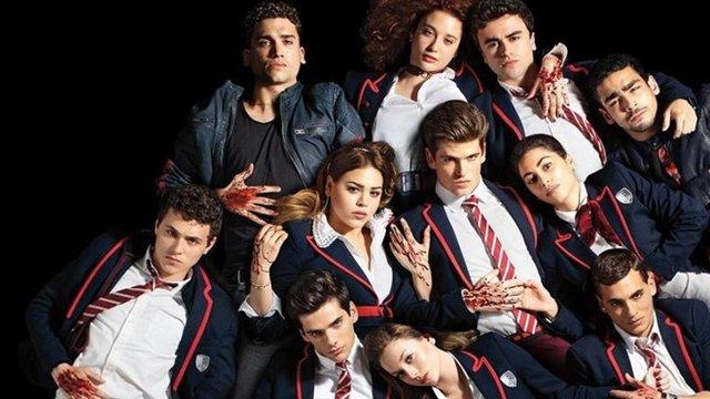 Netflix's Elite: Meet the cast