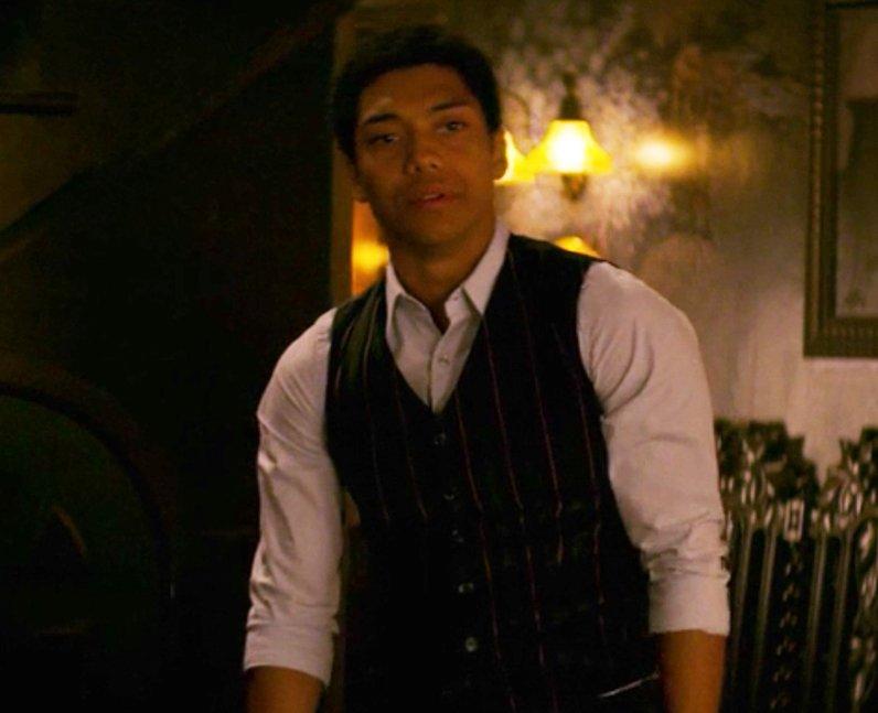 Chance Perdomo actor