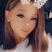 Image 1: Ariana Grande natural hair
