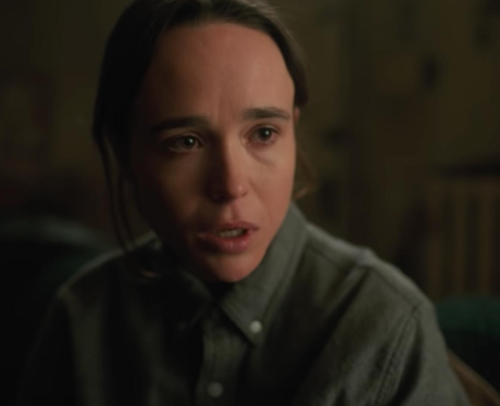 Ellen Page The Umbrella Academy Vanya The White Violin