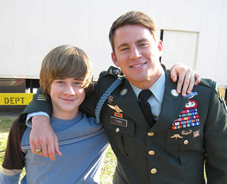 Luke Benward Alan Wheddon actor Dear John