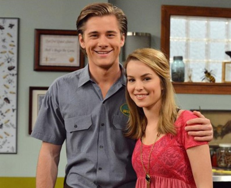 Luke Benward Beau Landry actor Good Luck Charlie Disney