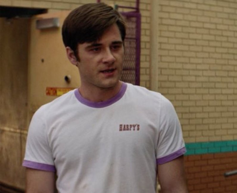 Luke Benward Bo Larson actor Dumplin' Netflix
