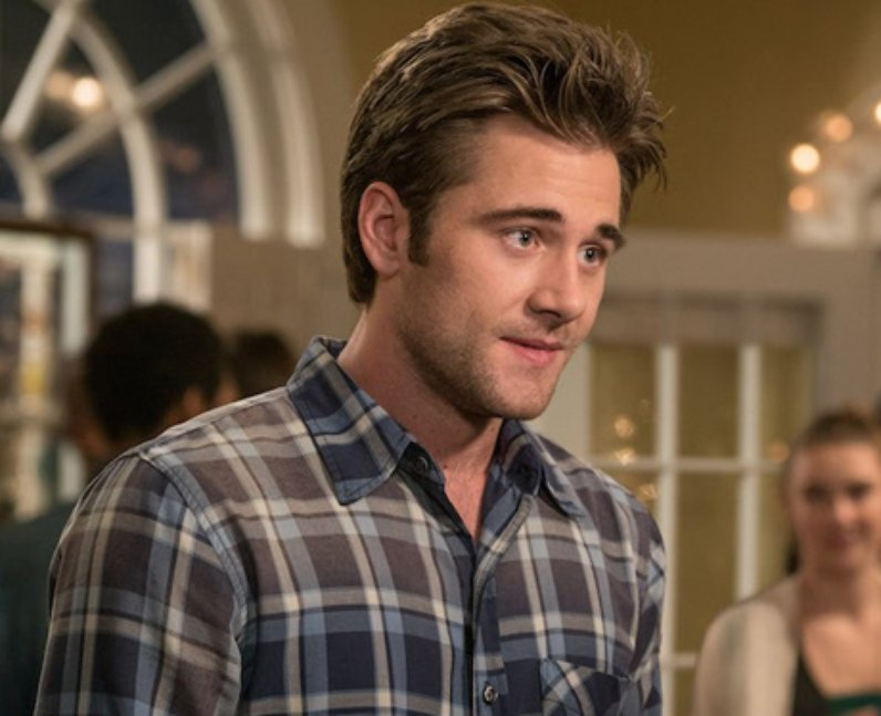 Luke Benward Jack Strong actor 'Life of the Party'