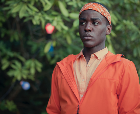 Netflix Sex Education cast Eric Ncuti Gatwa