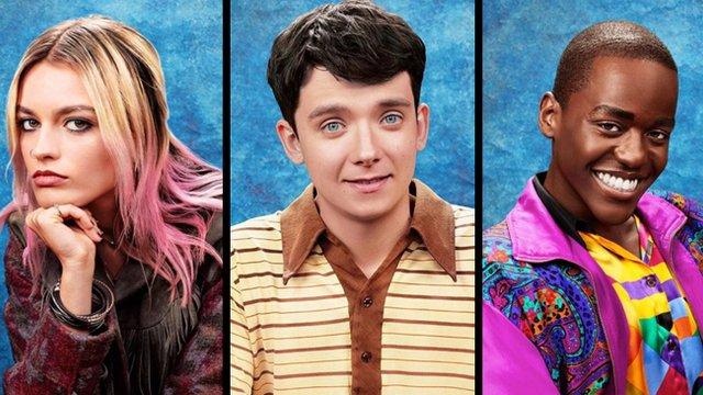 Netflix's Sex Education: Meet The Cast - PopBuzz