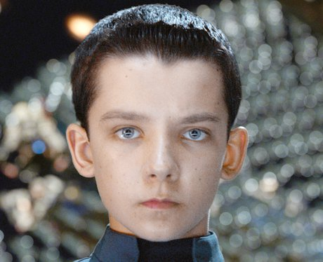 Asa Butterfield Ender actor Ender's Game