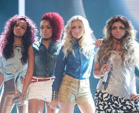 Jesy Nelson Little Mix X Factor