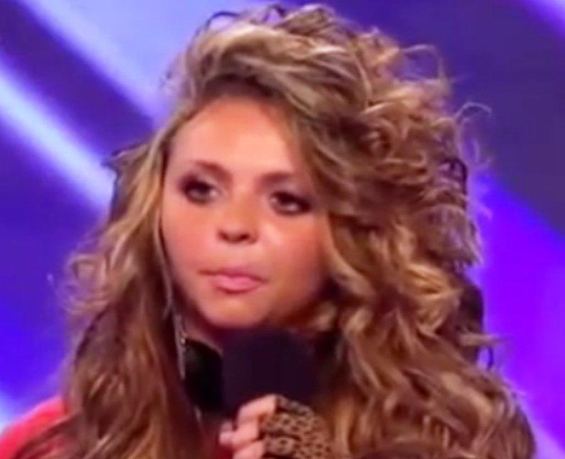 Jesy Nelson X Factor audition
