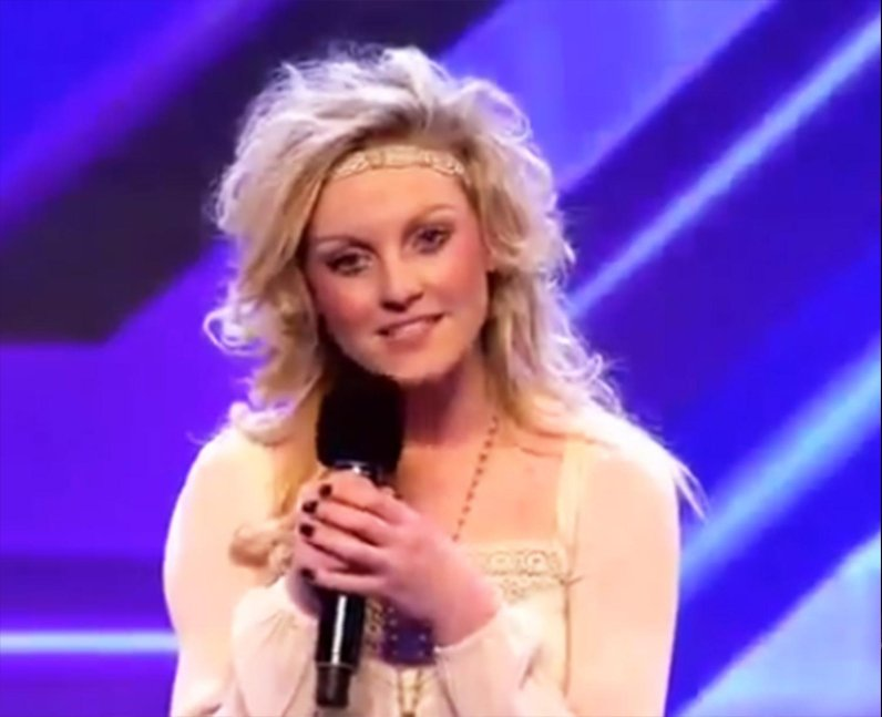 Perrie Edwards Little Mix X Factor audition