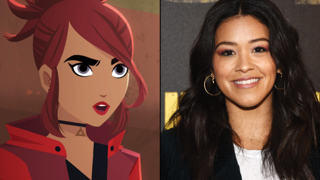 Carmen Sandiego Meet The Voice Cast Of The Animated Netflix Show Popbuzz