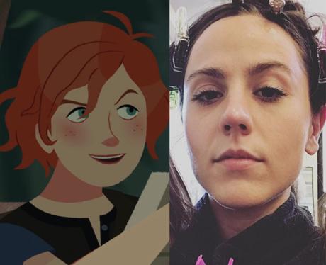 Who plays Ivy in Netflix's 'Carmen Santiego'