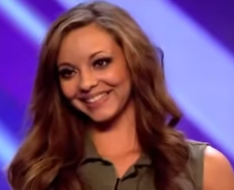 Jade Thirlwall X Factor audition song