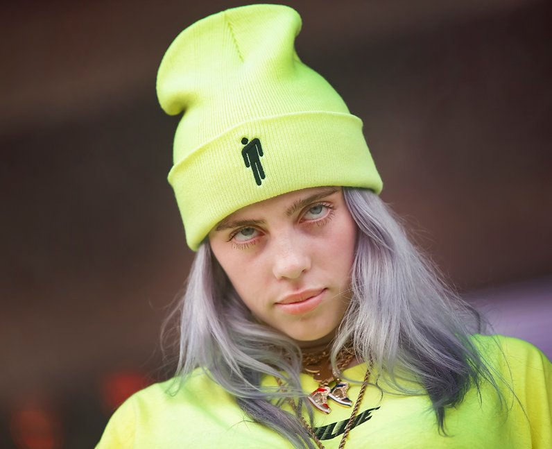 Billie Eilish age