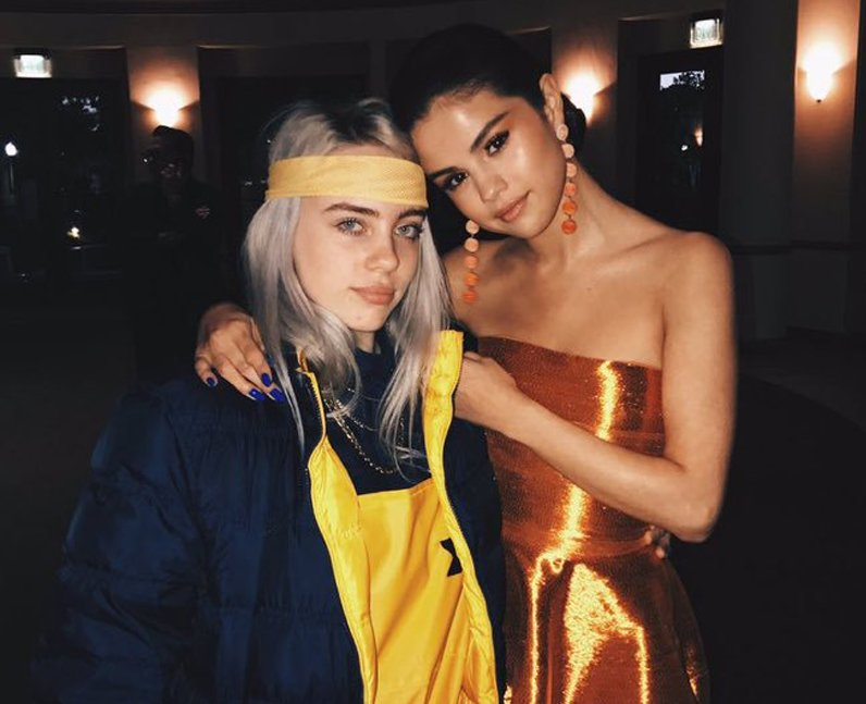Billie Eilish 13 Reasons Why Selena Gomez
