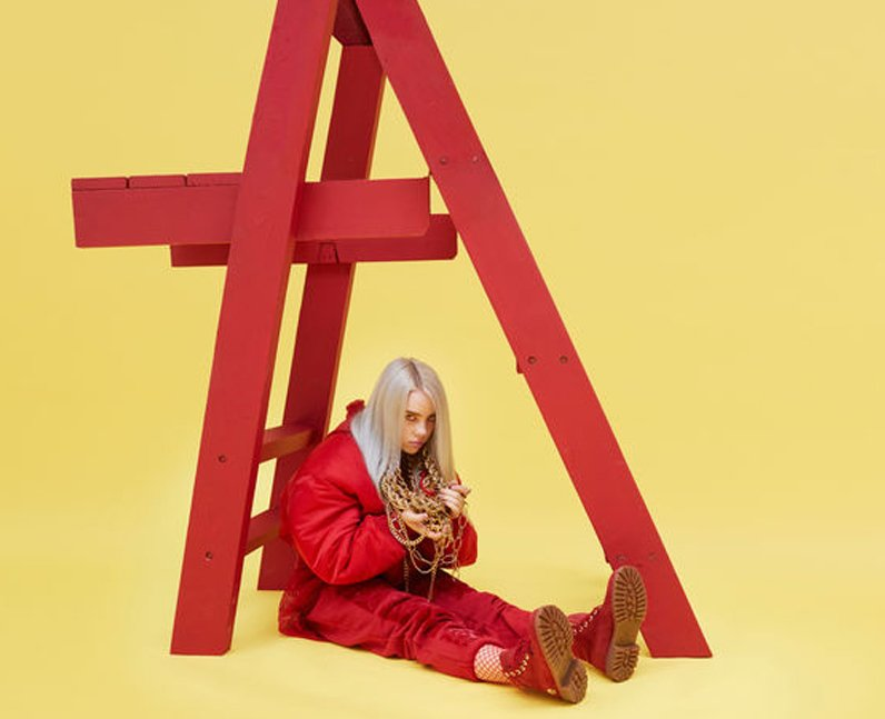 Billie Eilish dont smile at me EP