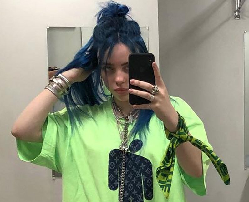 Billie Eilish star sign Sagittarius