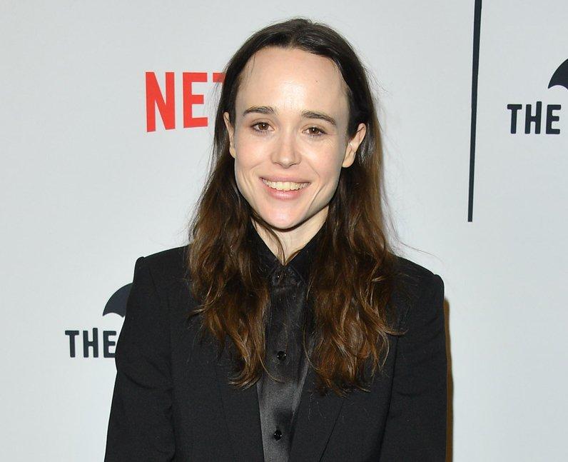 Ellen Page jussie smollett