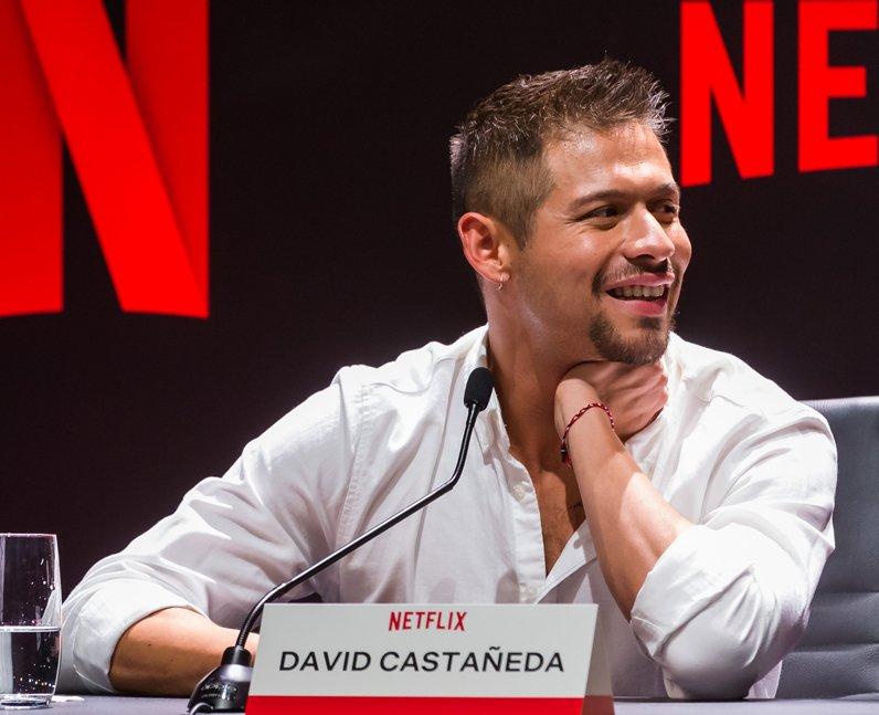 David Castañeda height